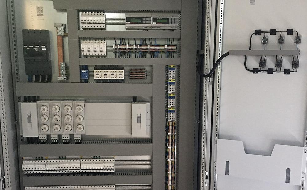 Sähkökeskukset ja automaatiokeskukset